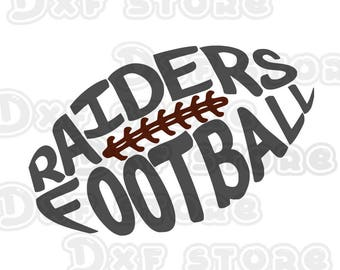 raiders,Oakland Raiders,football,college team SVG,DXF,PNG for use with Silhouette Studio and Cricut Design Space