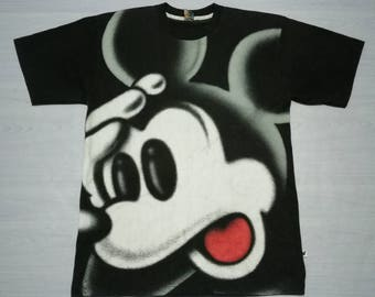Hot Sales, Mickey Mouse Full Print T Shirt