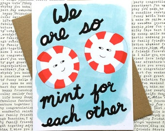 Funny Valentine Card, Funny Love Card, Valentines Day Card, Cute Valentine Card, Valentines Card, Funny Romantic Card, Cute Card For Her