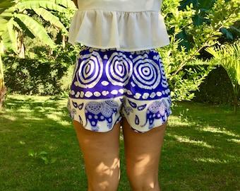 Summer Clothes // Sunmer Clothing // Sunmer Shortd // Bohemian // Boho // Hippie // Shorts Women // Womens Shorts // Boho Shorts Women