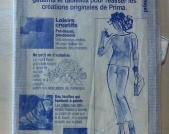Sailor pattern prima bi-material, 3/4 sleeves