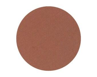 Hot Chocolate, Pressed Eyeshadow, Dark Brown Matte Eyeshadow, Cool Tone, Mineral Eyeshadow, 26 mm pan