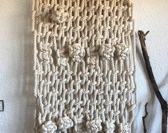 AnnAra : Macrame Wall Hanging,Tapestry
