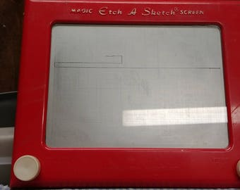Etch-A-Sketch by Ohio Art