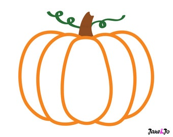 Pumpkin SVG,Pumpkin SVG File,Fall Pumpkin SVG,Pumpkin Cut File,Pumpkin svg silhouette,Pumpkin svg Cricut,Pumpkin vector,Pumpkin dxf svg file