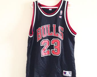 Chicago Bulls Champion Basketball Jersey