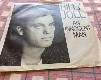 Billy Joel an innocent man single