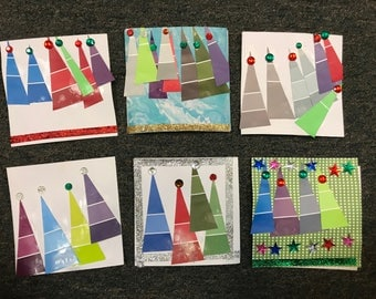 Christmas card pack #1
