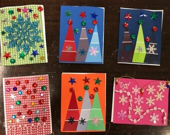 Christmas Card Pack #2