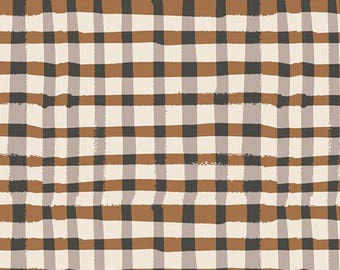 Wooly Umber - LAMBKIN by Bonnie Christine for Art Gallery Fabrics - LMB-28729