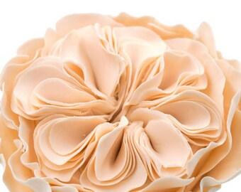 Blush David Austin Rose Sugar Flower