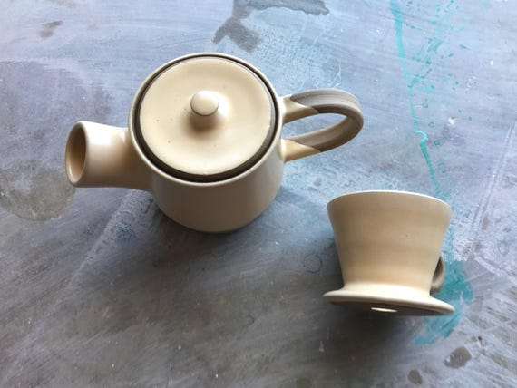Coffe Pot and Pour Over