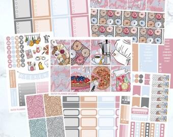 Love for Food Sticker Kit