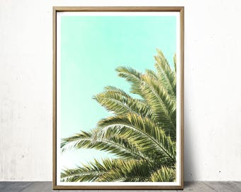 Tropical Print Palm Print Wall Art Palm Tree Print Palm Tree Art Tropical Print Tropical Wall Art Tropical Art Print