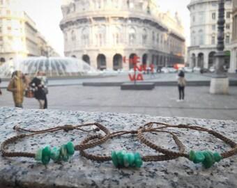Amazon stones Bracelet