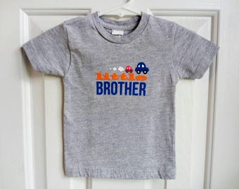 Big Brother - Little Brother Shirt or Onesie!   Big brother Shirt   Big brother Onesie   Little Brother Shirt   Little Brother Onesie