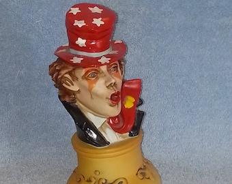 Music Box - Clown Theme - Send in the Clowns - Rotating