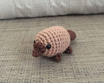 Cute Amigurumi Plush Bear