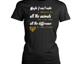 Animals womens fit T-Shirt. Funny Animals shirt.