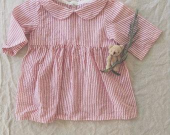 Baby Smock Dress PDF Pattern