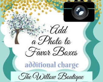 ADD a Photo to Goody boxes