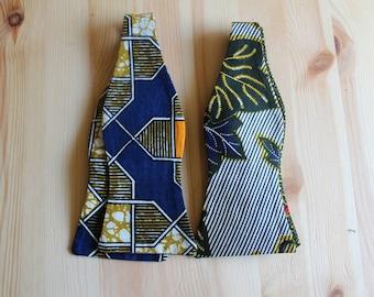 Mens Bowtie Self Tie - Self Tie Bow Tie - Men Bow Tie - Men Bowties - Self Tie Bowtie - Self Tie -  Self Tie Bow - Bow Ties for Men