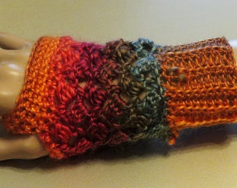 Wrist Warmers / Fingerless Gloves