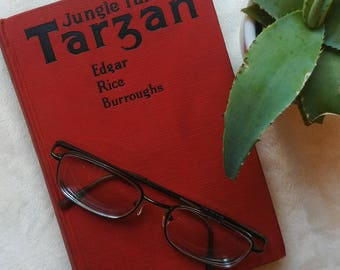 VINTAGE 1919 book - Jungle Tales of Tarzan
