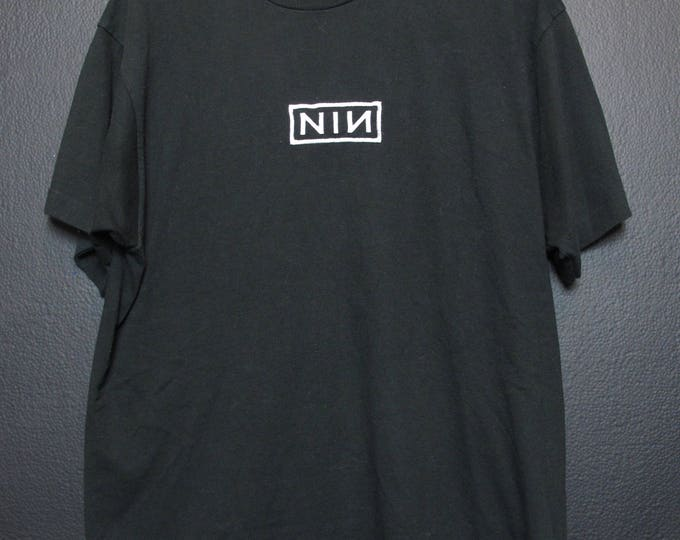 Nine Inch Nails 1990's Vintage Tshirt