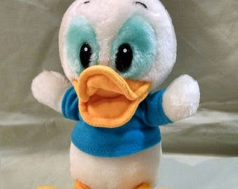 Donald Duck Walt Disney Productions Tomy Plush Toy