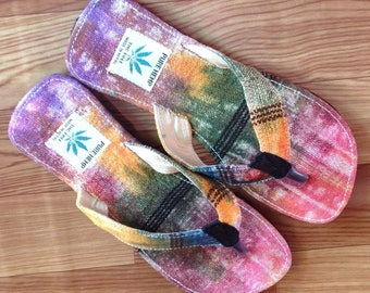 Pure Himalayan Hemp Sandals