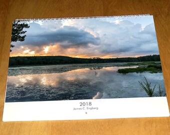 2018 Central New England Nature Calendar