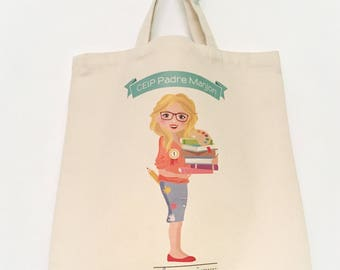 Tote bag or bag profes