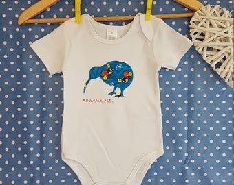 Baby singlet etsy baby singlet new zealand baby clothes buzzy bee new zealand kiwiana baby clothes negle Gallery