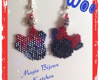 Earrings dream Mickey