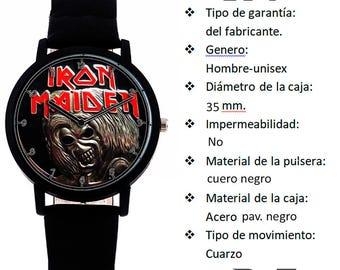 Custom Watch IRON MAIDEN 1