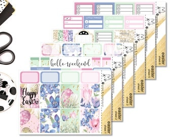 Easter II Perfect For The Erin Condren Life Planner II