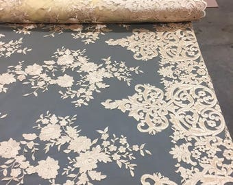 gold lace table overlay, Gold embroidered lace table overlay, lace tablecloth, gold tablecloth, weddings, wedding decor, glam wedding,