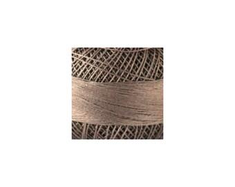 Lizbeth Thread Size 20 Solid: #698 Fudge Medium