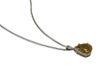 Necklace and Pendant