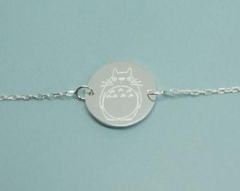 Personalized Sterling Silver women bracelet