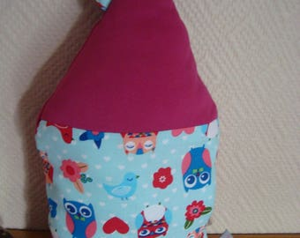 "Mini pillow ""OWL"" House"
