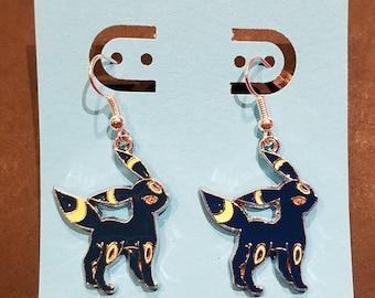 Umbreon Earrings
