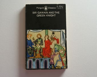 Sir Gawain and the Green Knight, paperback Penguin Classics 1984
