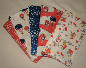 Storybook Patriotic Fat Quarter Pack