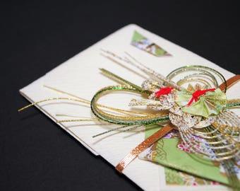 """31.Mizuhiki envelopes This envelope is used for each celebration. A special envelope called """"noshibukuro"""""""