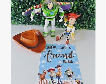 Toy Story Quote Print