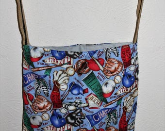 Baseball teammom handbag