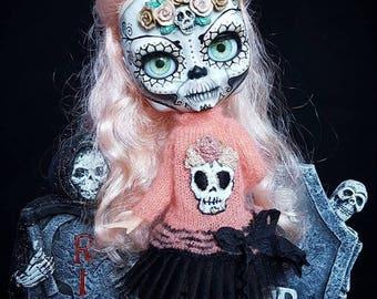 Unique Calavera Blythe Girl