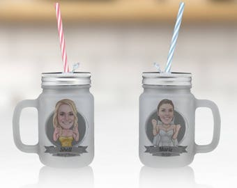 Bachelorette Party Gift Idea, Bachelorette Party Mason Jar, Bachelorette Party Gifts, Bachelorette Party Favors, Bachelorette Party Gag Gift
